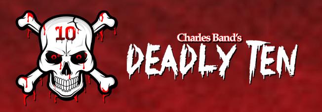 Deadly Ten Logo