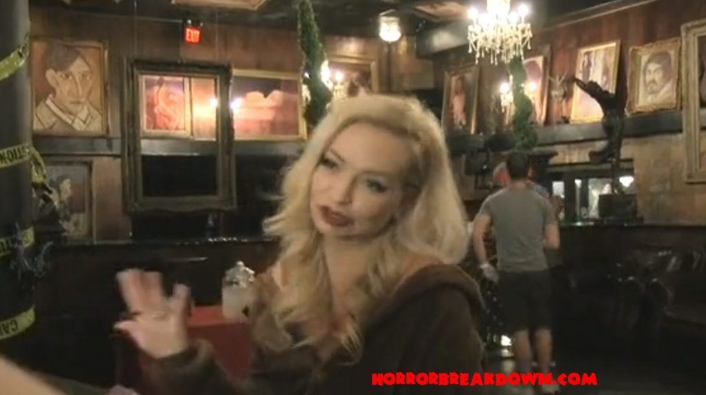 Mindy Robinson Interview working on Deadly Ten from Full Moon