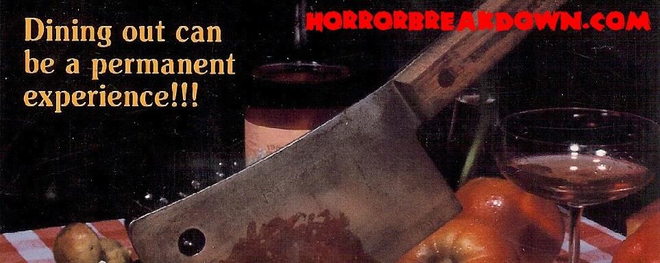 Zombie Chef Banner