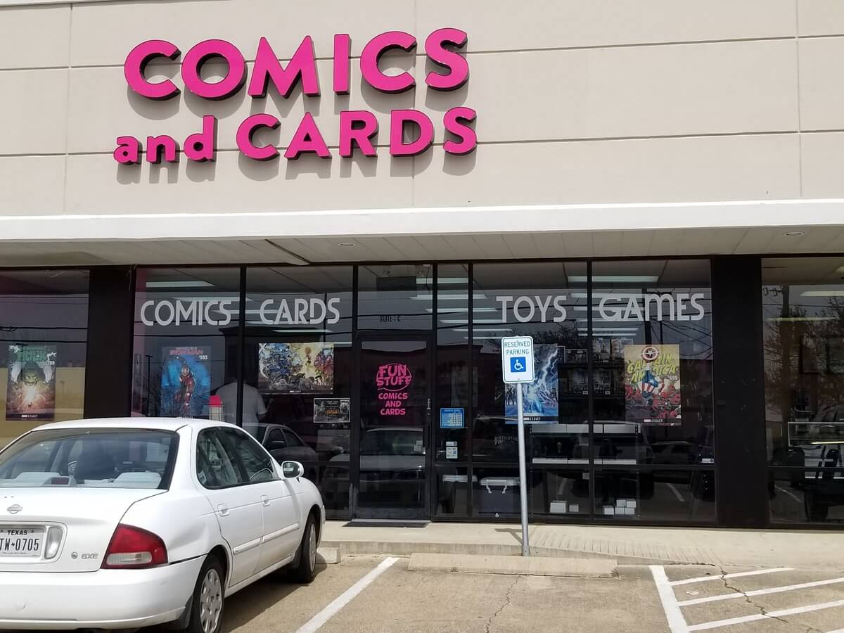 Fun Stuff Comics - Katy Texas