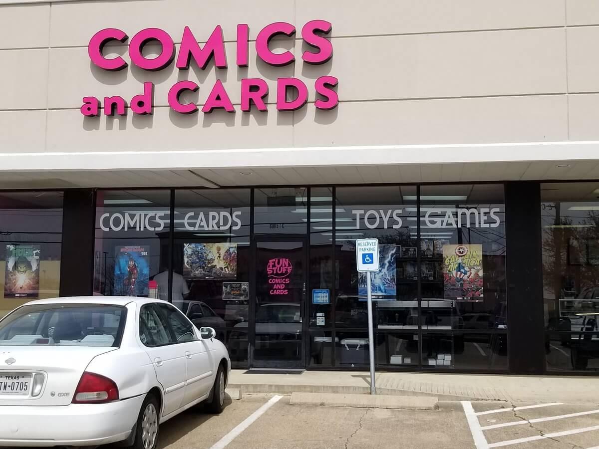 Fun Stuff Comics - Katy Texas