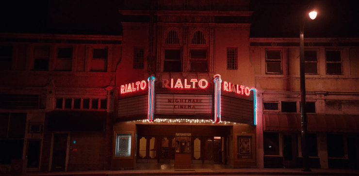 The Rialto - Nightmare Cinema