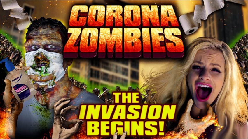 Corona Zombies Streaming artwork