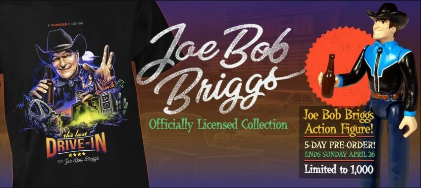 Joe Bob Briggs - Fright Rags