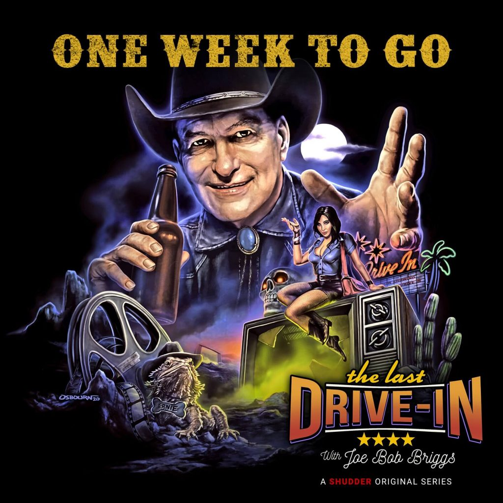 The Last Drive In - Season 2 promo