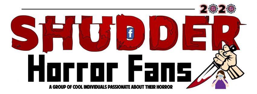 Shudder Horror Fans Banner