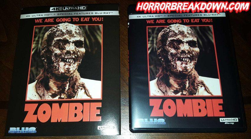 Zombie 4K Front