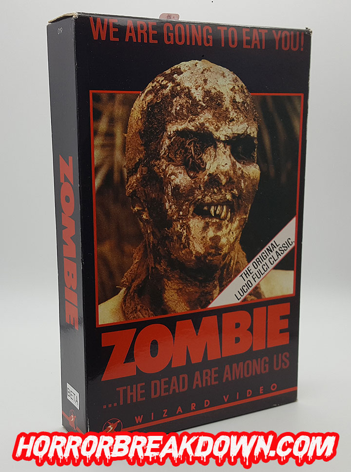 Zombie Betamax Big Box